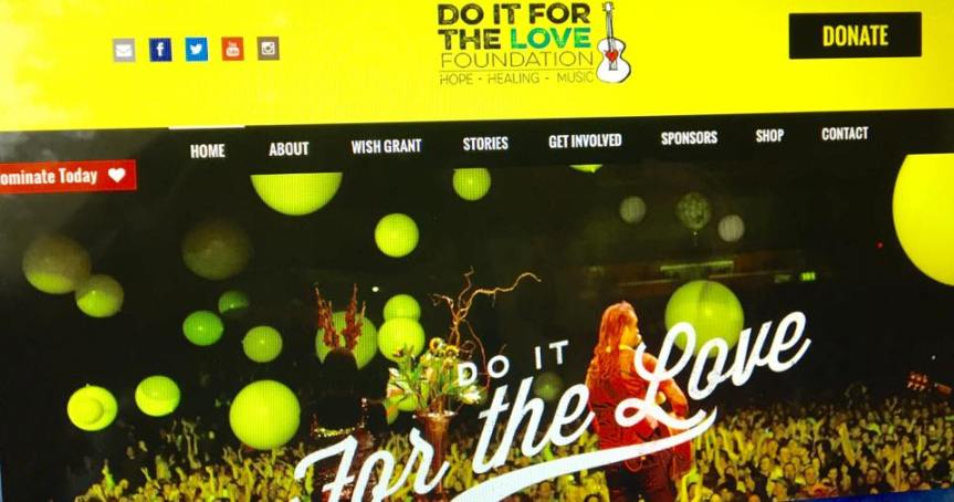 Do it For The Love: Spreading Love & Hope ThroughMusic.