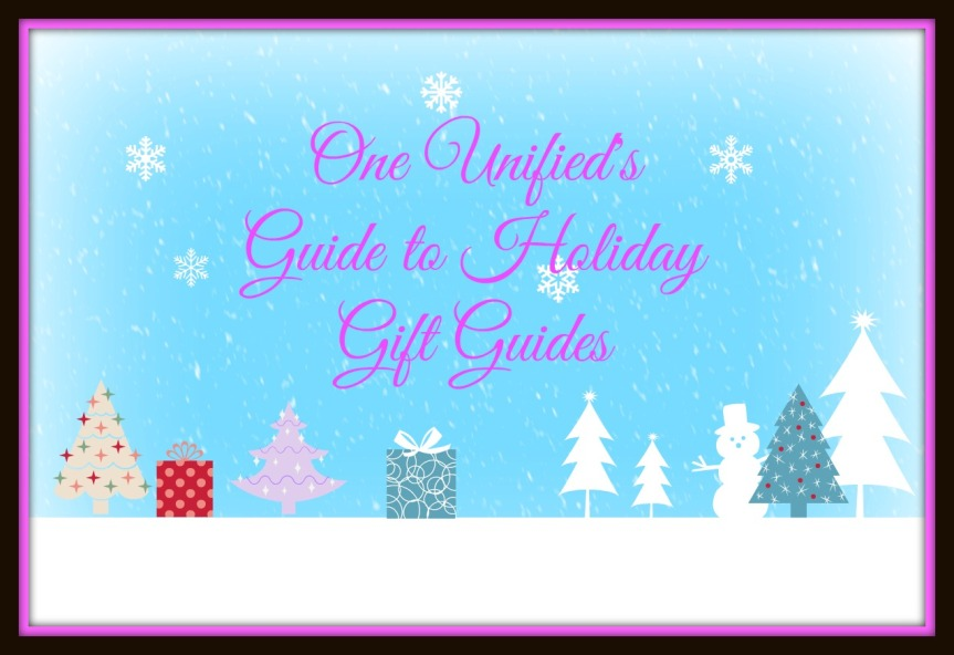 Your Guide to Holiday Gift Guides.