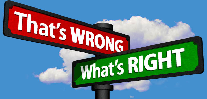 Photo courtesy: https://insightfulsway.wordpress.com/2015/05/06/right-and-wrong-are-just-words/