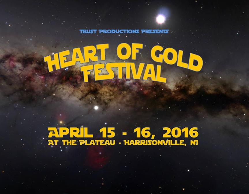Sunday Spotlight… The Heart of Gold Festival