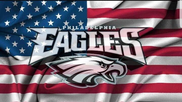 E-A-G-L-E-S Eagles!!
